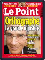 Le Point (Digital) Subscription August 26th, 2009 Issue