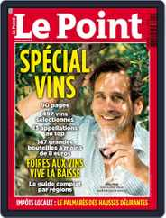 Le Point (Digital) Subscription September 2nd, 2009 Issue