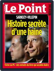 Le Point (Digital) Subscription September 9th, 2009 Issue