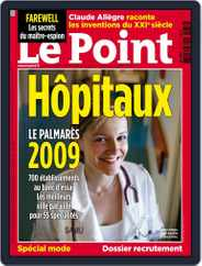 Le Point (Digital) Subscription September 16th, 2009 Issue