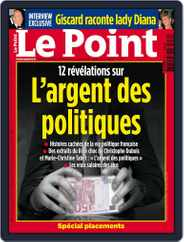 Le Point (Digital) Subscription September 23rd, 2009 Issue