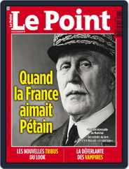 Le Point (Digital) Subscription September 30th, 2009 Issue