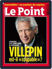 Le Point (Digital) Subscription October 7th, 2009 Issue