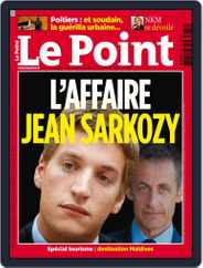 Le Point (Digital) Subscription October 14th, 2009 Issue