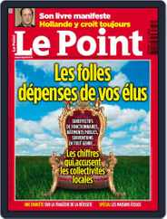 Le Point (Digital) Subscription October 28th, 2009 Issue