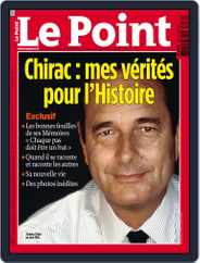 Le Point (Digital) Subscription November 3rd, 2009 Issue