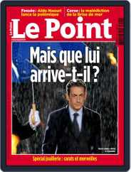 Le Point (Digital) Subscription November 18th, 2009 Issue
