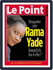 Le Point (Digital) Subscription November 25th, 2009 Issue