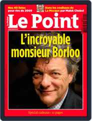 Le Point (Digital) Subscription December 16th, 2009 Issue