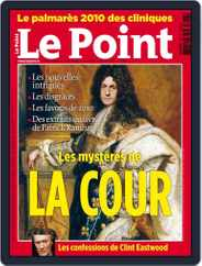 Le Point (Digital) Subscription January 6th, 2010 Issue