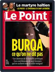 Le Point (Digital) Subscription January 20th, 2010 Issue