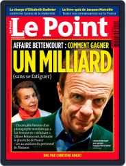 Le Point (Digital) Subscription February 4th, 2010 Issue