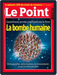 Le Point (Digital) Subscription February 10th, 2010 Issue