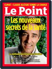 Le Point (Digital) Subscription February 17th, 2010 Issue