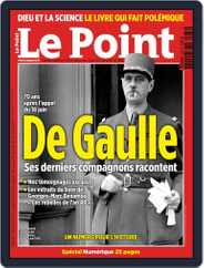Le Point (Digital) Subscription May 19th, 2010 Issue