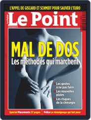 Le Point (Digital) Subscription May 26th, 2010 Issue