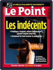 Le Point (Digital) Subscription June 23rd, 2010 Issue