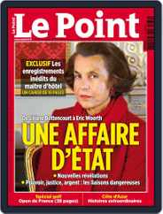Le Point (Digital) Subscription June 30th, 2010 Issue
