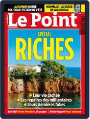 Le Point (Digital) Subscription July 21st, 2010 Issue