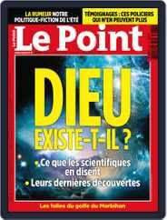 Le Point (Digital) Subscription August 4th, 2010 Issue