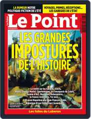 Le Point (Digital) Subscription August 11th, 2010 Issue