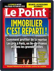 Le Point (Digital) Subscription August 18th, 2010 Issue
