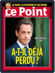 Le Point (Digital) Subscription September 1st, 2010 Issue