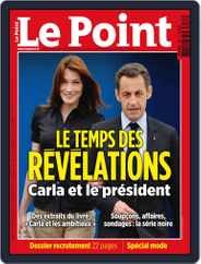 Le Point (Digital) Subscription September 15th, 2010 Issue