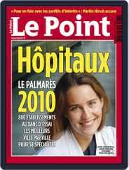 Le Point (Digital) Subscription September 21st, 2010 Issue