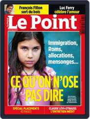 Le Point (Digital) Subscription September 28th, 2010 Issue