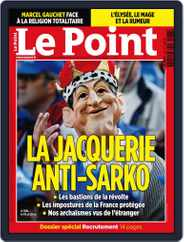Le Point (Digital) Subscription October 20th, 2010 Issue