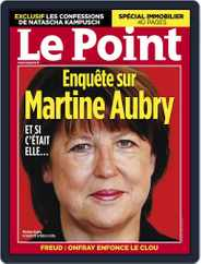 Le Point (Digital) Subscription October 28th, 2010 Issue