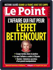 Le Point (Digital) Subscription November 3rd, 2010 Issue