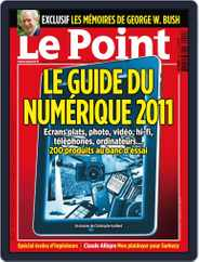 Le Point (Digital) Subscription November 10th, 2010 Issue