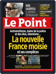 Le Point (Digital) Subscription February 21st, 2019 Issue
