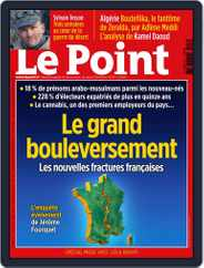 Le Point (Digital) Subscription February 28th, 2019 Issue