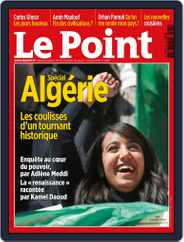 Le Point (Digital) Subscription March 7th, 2019 Issue