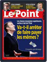 Le Point (Digital) Subscription March 14th, 2019 Issue