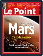 Le Point (Digital) Subscription April 11th, 2019 Issue