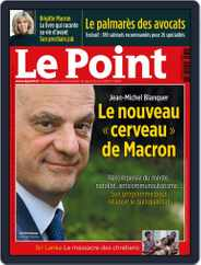 Le Point (Digital) Subscription April 25th, 2019 Issue