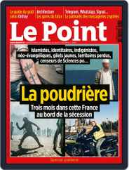Le Point (Digital) Subscription May 2nd, 2019 Issue