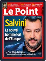 Le Point (Digital) Subscription May 16th, 2019 Issue