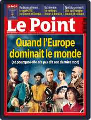 Le Point (Digital) Subscription May 23rd, 2019 Issue