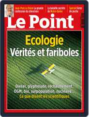 Le Point (Digital) Subscription June 13th, 2019 Issue