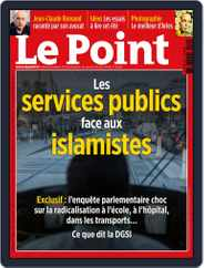 Le Point (Digital) Subscription June 20th, 2019 Issue