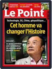 Le Point (Digital) Subscription July 4th, 2019 Issue