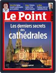 Le Point (Digital) Subscription July 25th, 2019 Issue