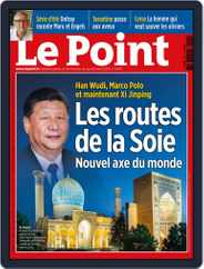 Le Point (Digital) Subscription August 8th, 2019 Issue