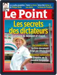 Le Point (Digital) Subscription August 15th, 2019 Issue