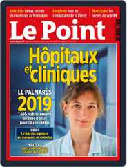 Le Point (Digital) Subscription August 22nd, 2019 Issue